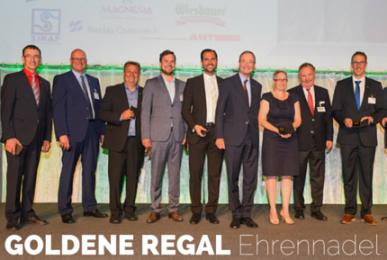 REGAL Ehrennadel 2
