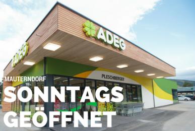 Beitragsbild Mauterndorf Sonntags geoeffnet