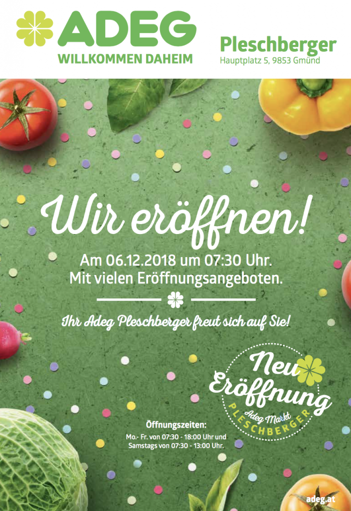 ADEG_Eröffnungsangebote_Gmuend_Plakat